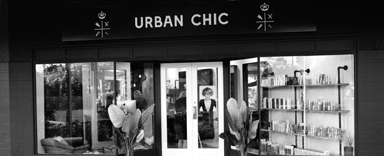 Urban Chic - Ashgrove Brisbane Hair Salon